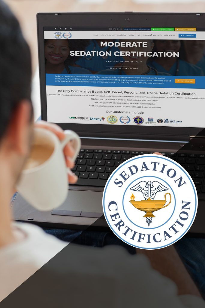 Washington State Sedation Certification